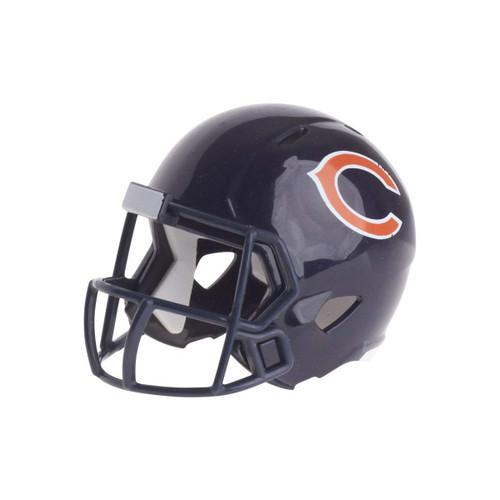 Chicago Bears Revolution Mini Pocket Pro Helmet
