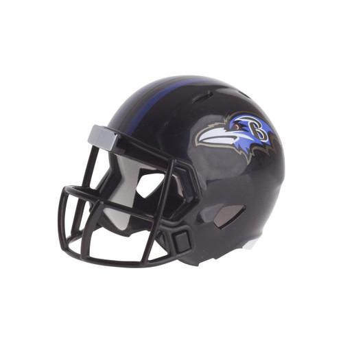 Baltimore Ravens Revolution Mini Pocket Pro Helmet