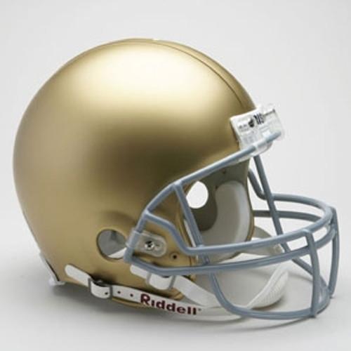 Notre Dame Fighting Irish Riddell Full Size Authentic Proline Helmet