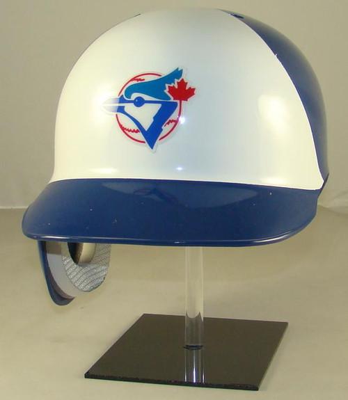Toronto Blue Jays Rawlings REC Throwback Full Size Baseball Batting Helmet