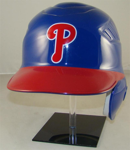 Philadelphia Phillies  Alternate Blue Rawlings Coolflo LEC Full Size Batting Helmet