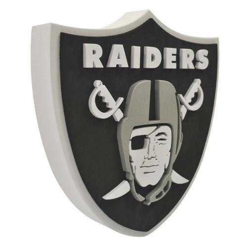 Las Vegas Raiders 3D Fan Foam Logo Sign