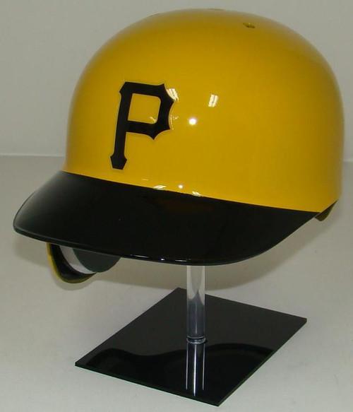 Pittsburgh Pirates Rawlings REC Throwback Full Size Baseball Batting Helmet