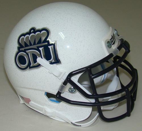 Old Dominion Monarchs Schutt Mini Authentic Football Helmet