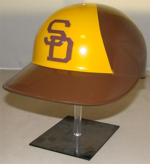 San Diego Padres Rawlings Throwback NEC Full Size Baseball Batting Helmet
