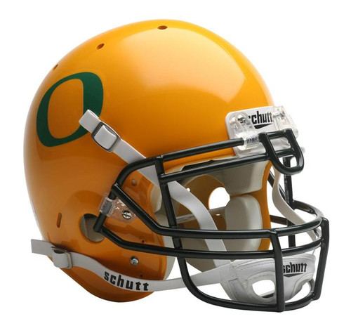 Oregon Ducks Schutt Yellow Full Size Authentic Helmet