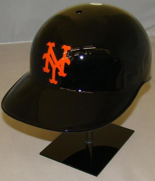 New York Mets Rawlings 1947-57 Throwback Full Size NEC Baseball Batting Helmet