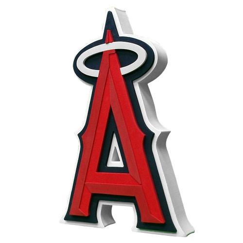 Los Angeles Angels 3D Fan Foam Logo Sign847624020133