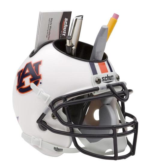Auburn Tigers Mini Helmet Desk Caddy by Schutt