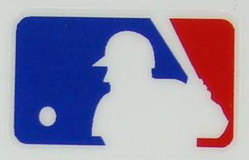 Sheet of 12 MLB LOGO FULL SIZE HELMET 3M STICKER DECALS