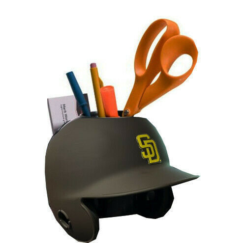 San Diego Padres MLB Desk Caddy with pencils
