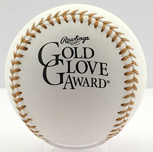 MLB Gold Glove Rawlings Baseball
