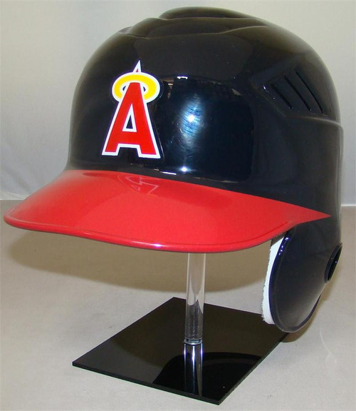 Angels Rawlings Coolflo LEC Throwback Full Size Baseball Batting Helmet