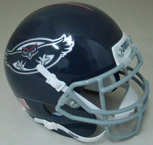 Florida Atlantic Owls Schutt Mini Authentic Football Helmet