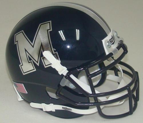 Memphis Tigers Alternate M Schutt Mini Authentic Football Helmet