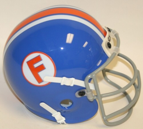 Florida Gators 1964-65 Schutt Throwback Mini Authentic Helmet