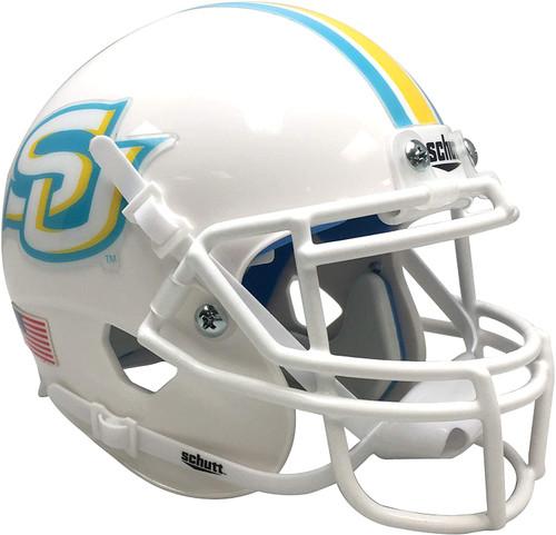 Southern Jaguars Schutt Mini Authentic Football Helmet