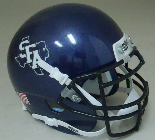 Stephen F. Austin Lumberjacks Schutt Mini Authentic Football Helmet