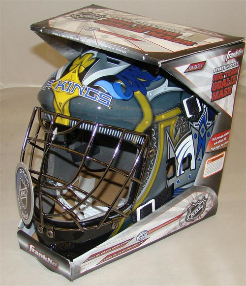 Los Angeles Kings NHL Youth Street Hockey Goalie Mask