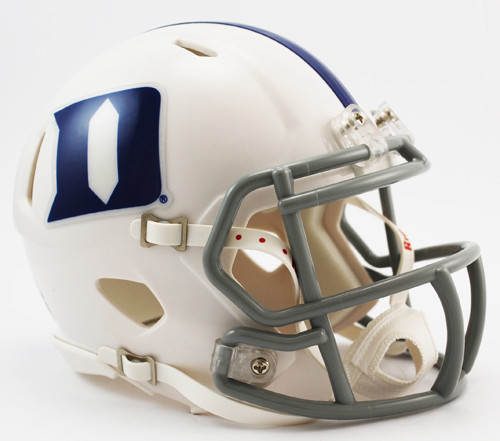 Duke Blue Devils NCAA Riddell SPEED Mini Helmet