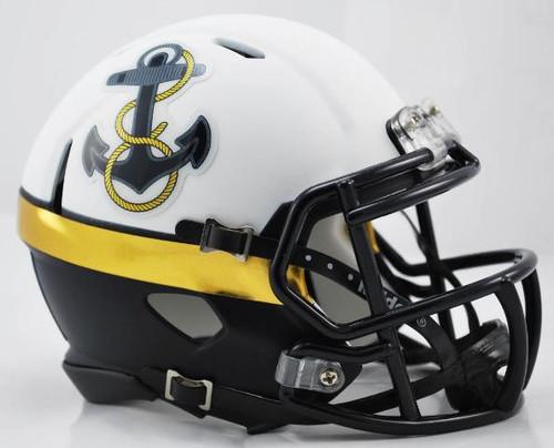 Navy Midshipmen Special 2012 Alternate Revolution SPEED Mini Helmet