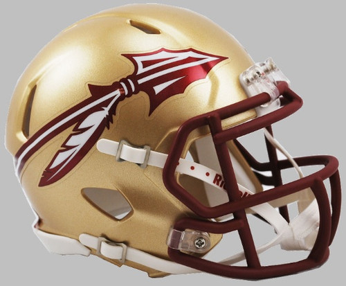 Florida State Seminoles Revolution SPEED Mini Helmet