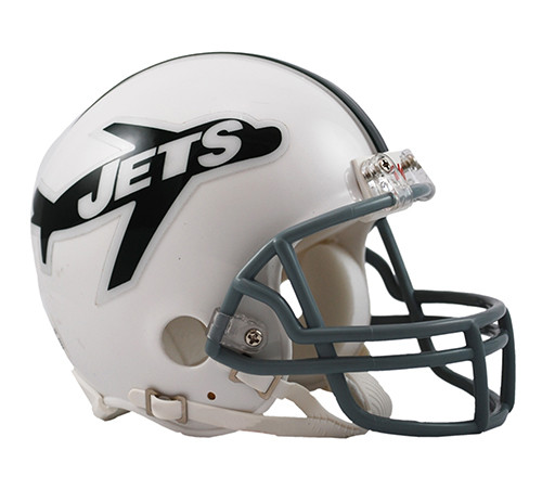 New York Jets 1963 Riddell Mini Helmet