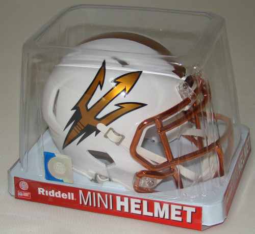 Arizona State Sun Devils DESERT FUEL Revolution SPEED Mini Helmet