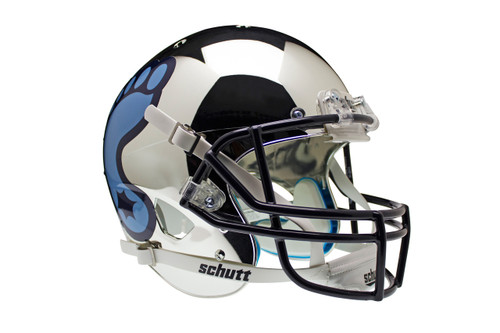 North Carolina Tar Heels Alternate Chrome Schutt Full Size Replica XP Football Helmet