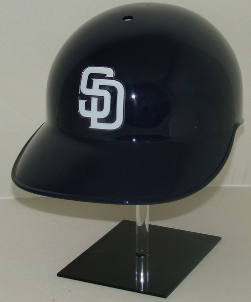 San Diego Padres Rawlings Classic NEC Full Size Baseball Coaches or Catchers Helmet