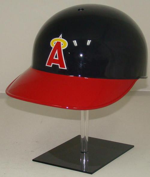 Angels Rawlings NEC Throwback Full Size Baseball Batting Helmet (Big A)