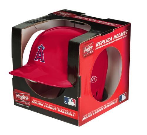 Los Angeles Angels of Anaheim MLB Rawlings Replica MLB Baseball Mini Helmet