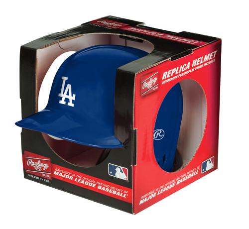 Los Angeles Dodgers MLB Rawlings Replica MLB Baseball Mini Helmet