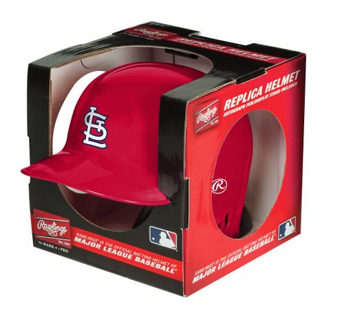 St. Louis Cardinals MLB Rawlings Replica MLB Baseball Mini Helmet