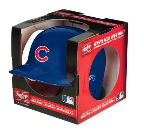 Chicago Cubs MLB Rawlings Replica MLB Baseball Mini Helmet