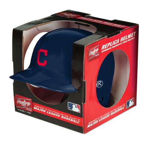 Cleveland Indians MLB Rawlings Replica MLB Baseball Mini Helmet