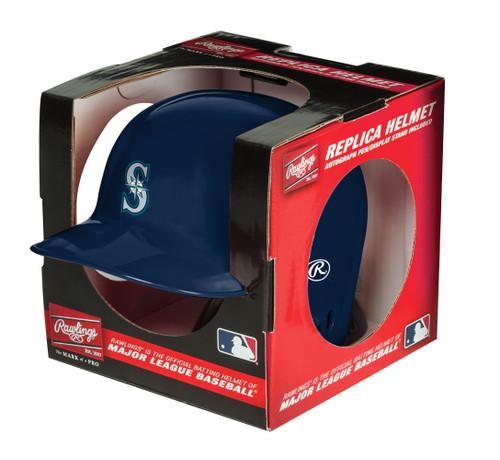Seattle Mariners MLB Rawlings Replica MLB Baseball Mini Helmet