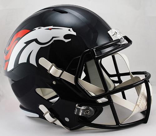 Denver Broncos SPEED Riddell Full Size Replica Helmet