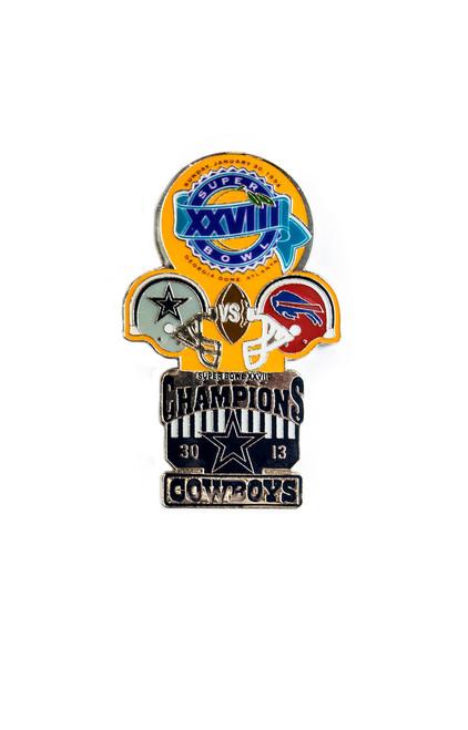 Super Bowl XXVIII (28) Commemorative Lapel Pin