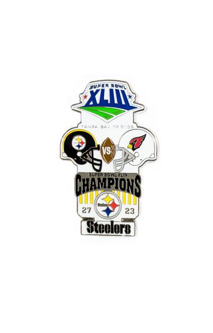 Super Bowl XLIII (43) Commemorative Lapel Pin