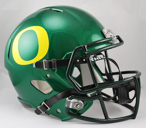 Oregon Ducks SPEED Riddell Full Size Replica Helmet