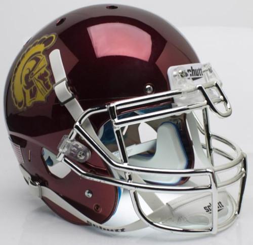 USC Trojans Alternate Chrome Schutt Full Size Authentic Football Helmet