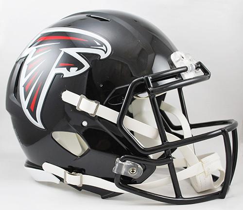 Atlanta Falcons NEW Riddell Full Size Authentic SPEED Helmet