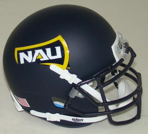 Northern Arizona Lumberjacks Schutt Mini Authentic Football Helmet