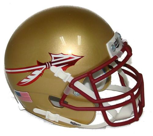 Florida State Seminoles 2015 Alt 3 Schutt Mini Authentic Football Helmet