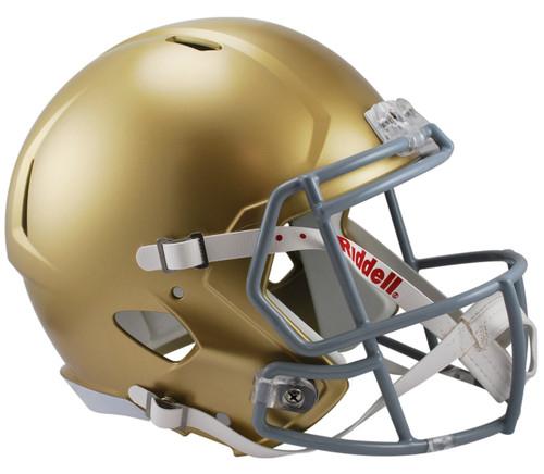 Notre Dame Fighting Irish SPEED Riddell Full Size Replica Football Helmet