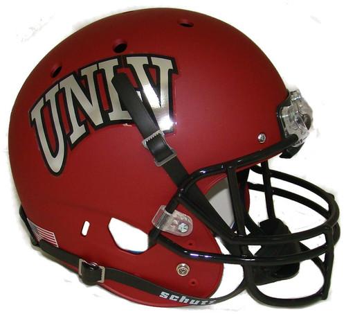 UNLV Runnin Rebels Alternate Red Schutt Full Size Replica XP Football Helmet