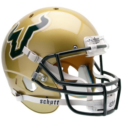South Florida Bulls Schutt Full Size Replica XP Football Helmet