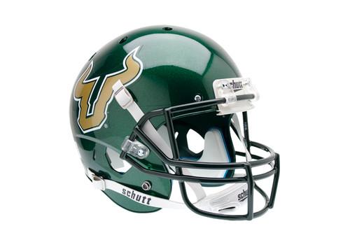 South Florida Bulls Alternate Green Schutt Full Size Replica XP Football Helmet