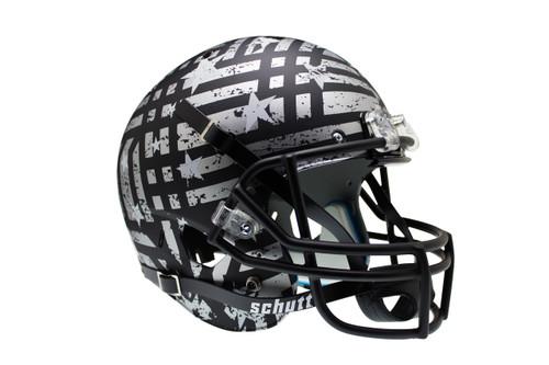 South Florida Bulls Alternate Wounded Warrior Schutt Full Size Replica XP Football Helmet